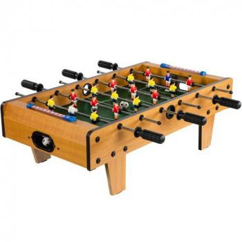Přenosný stolní fotbal na stůl 70x37x25 cm