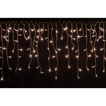 Světelný déšť / světelný závěs venkovní / vnitřní, 400 LED diod, 10 m