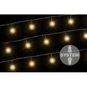 Světelný řětěz diLED venkovní / vnitřní, 100 diod, 8 m