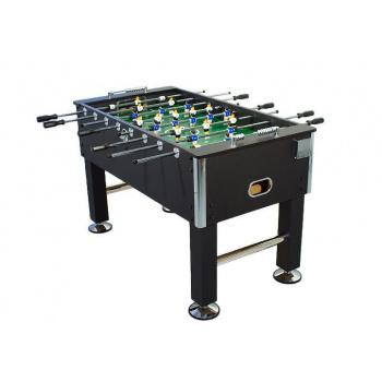 Profi stolní fotbal s příslušenstvím, nivelační patky, 139,5x73,5x90,5 cm