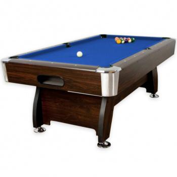 Kulečníkový stůl / stůl na billiard 7 ft, nivelační nohy, vč. příslušenství