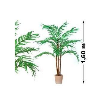 Umělá rostlina - kokosová palma jako živá, 12 listů, 160 cm