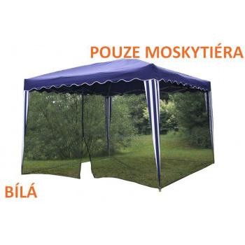 Síť proti hmyzu (moskytiéra) pro zahradní párty stan 3x3 m