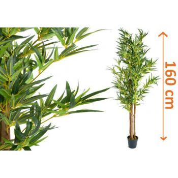 Umělá rostlina - bambusový keř jako živý 160 cm