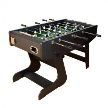 Dětský stolní fotbal se skládacím mechanismem 141x74x89 cm