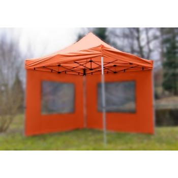 Samostatná střecha k zahradním párty stanům Profi 3x3 m, terakota