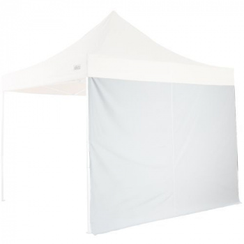 2 ks boční stěna bez oken k zahradnímu párty stanu Stilista, bílá