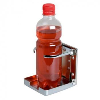 Kovový držák nápojů pro stolní fotbálky