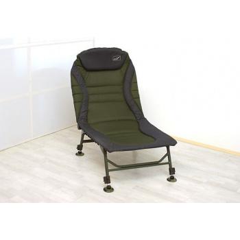 Hliníková kempinková židle s nastavitelným opěradlem