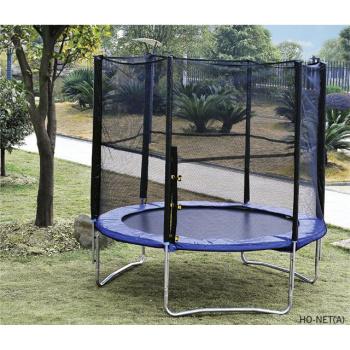 Velká zahradní trampolína s ochrannou sítí 183 cm, nosnost 100 kg