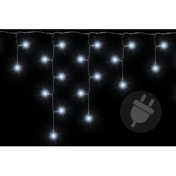 Světelný déšť / světelný závěs venkovní / vnitřní, 600 LED, 11,9 m