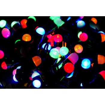 Vánoční osvětlení - LED řetěz venkovní / vnitřní, 200 LED diod, 20 m
