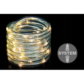 Světelný kabel diLED venkovní / vnitřní, 40 LED diod, 3 m