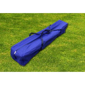 Taška pro uložení stanu 3x3 m, modrá,  23x23x158 cm