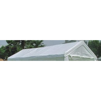 Samostatná střecha k zahradnímu párty stanu 4x6 m, bílá