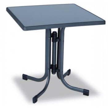 Čtvercový gastro stůl 70x70 cm, deska sevelit, 10 kg