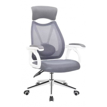 Kancelářská otočná židle- moderní vzhled, sklopné opěradlo