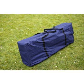 Taška pro párty stany do rozměru 3x6 m, s držadly, modrá