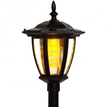 Zahradní solární lampa, k zavěšení / zapíchnutí