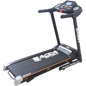 Běžeský pás 0,8 - 14,8 km/hod, 3 stupně náklonu, computer