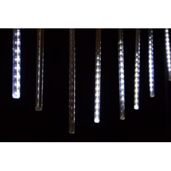 Vánoční LED řetěz venkovní / vnitřní, světelné tyče, 2,2 m