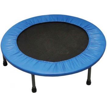 Gymnastická trampolína do interiéru 100 cm, nosnost 100 kg