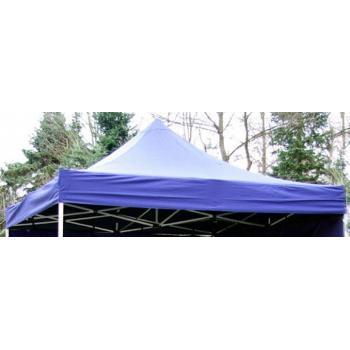 Samostatná náhradní střecha pro Profi stany 3x3 m, modrá