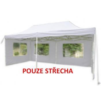 Samostatná náhradní střecha pro stany 3x6 m, bílá