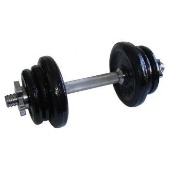 Jednoruční činka s proměnnou hmotností, 11 kg