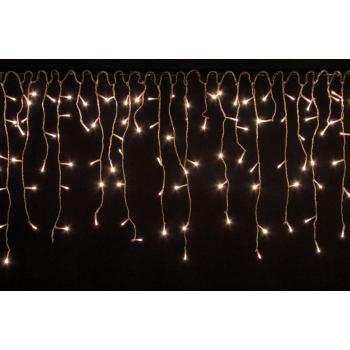 Vánoční osvětlení venkovní / vnitřní, světelný déšť / závěs,  15 m