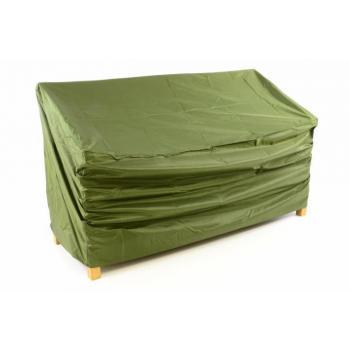 Krycí plachta pro zahradní nábytek- lavice 150x62x90 cm, zelená