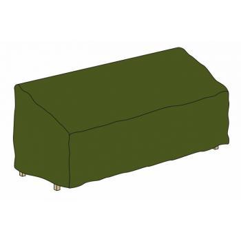 Krycí plachta pro zahradní nábytek- lavice 180x62x90 cm, zelená