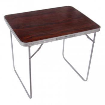 Skládací piknikový stolek s madlem, 80x60 cm