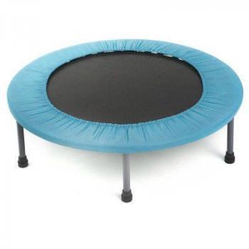 Fitness trampolína pro děti i dospělé, nosnost 100 kg, průměr 100 cm