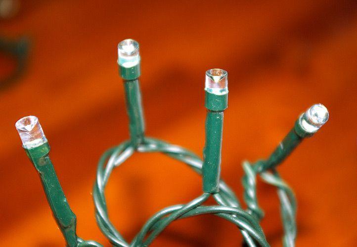 Světelný LED řetěz venkovní / vnitřní, 100 LEd diod, 10 m