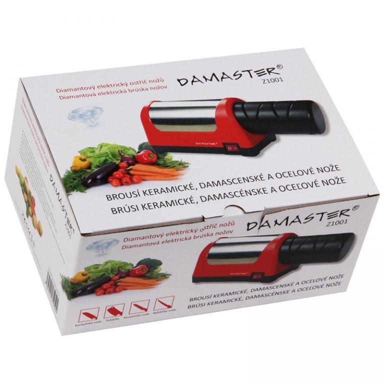 Elektrická ostřička nožů - diamantové kotouče