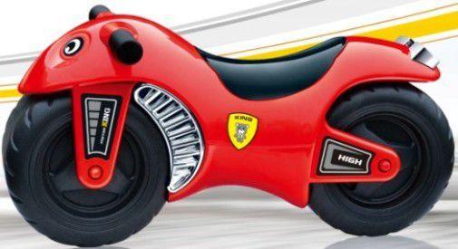 Odrážedlo - dětská motorka, pro děti od 12 měsíců, 60x30x28 cm