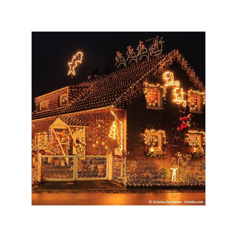 Vánoční světelný LED řetěz, venkovní / vnitřní, 600 diod, 60 m