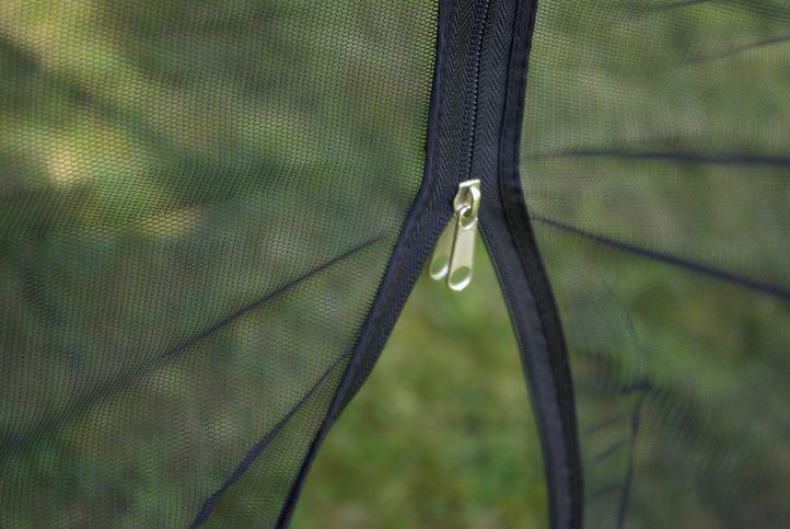 Moskytiéra- síť proti hmyzu- pro párty stany 3x3 m, se zipem