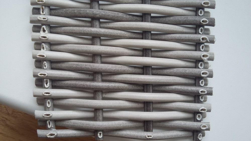 Luxusní set nábytku z umělého ratanu, šedivý ratan